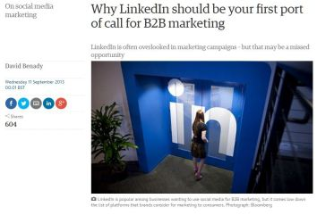 Guardian LinkedIn